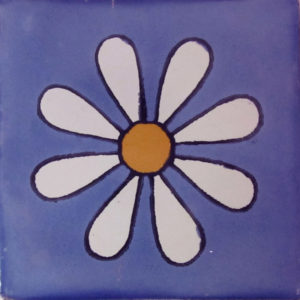 Mexican Talavera Tile - HAD084