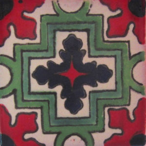 Mexican Talavera Tile - HAD083