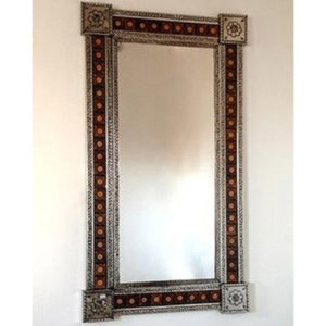 Tile Mirror - Black