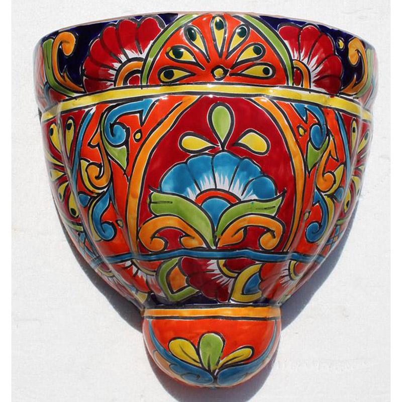 Ceramic Wall Pot E Hadeda Tiles