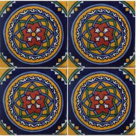 Mexican Talavera Tile - HAD026