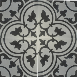 Encaustic Cement Tile – A405A