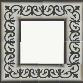 Encaustic Cement Tile - B219