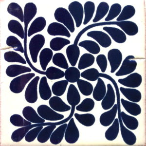 Mexican Talavera Tile – HAD003