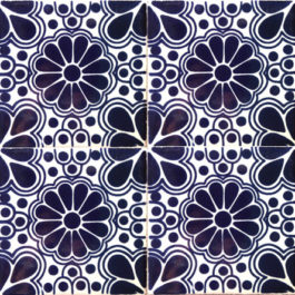 Mexican Talavera Tile – HAD005