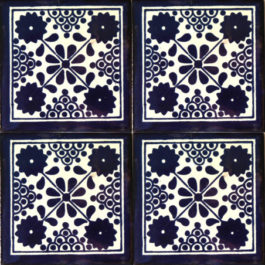 Mexican Talavera Tile – HAD006