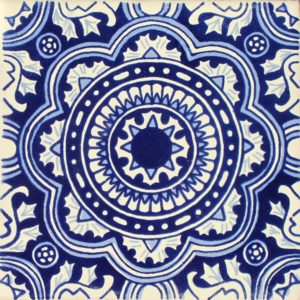 Mexican Talavera Tile – HAD007