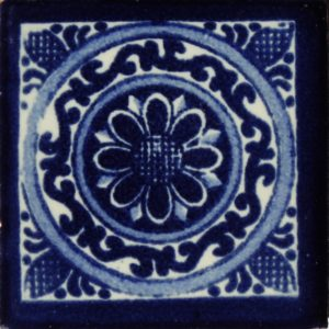 Mexican Talavera Tile – HAD009
