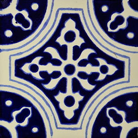 Mexican Talavera Tile – HAD012