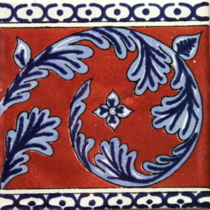 Mexican Talavera Tile – HAD034