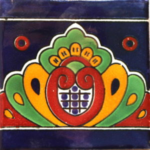 Mexican Talavera Tile – HAD037