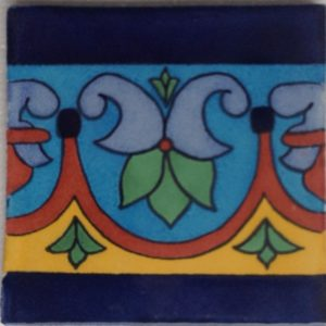 Mexican Talavera Tile – HAD038