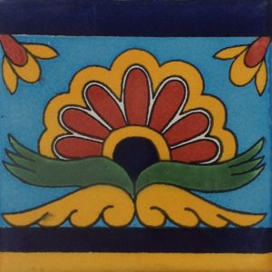 Mexican Talavera Tile – HAD039