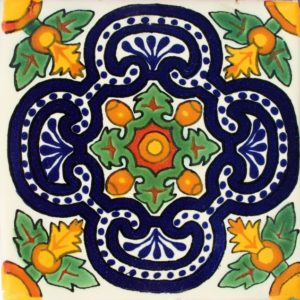 Mexican Talavera Tile – HAD041