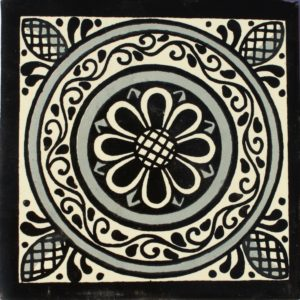 Mexican Talavera Tile – HAD063