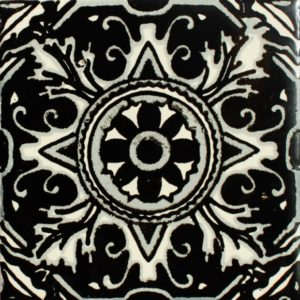 Mexican Talavera Tile – HAD076