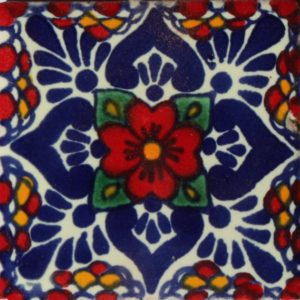 Mexican Talavera Tile – MAN004