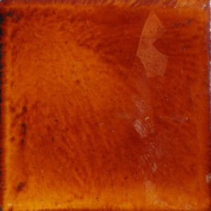 Mexican Talavera Tile – Plain Flan