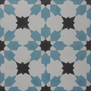 Encaustic Cement Tiles A411-C