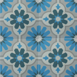 Encaustic Cement Tile A500