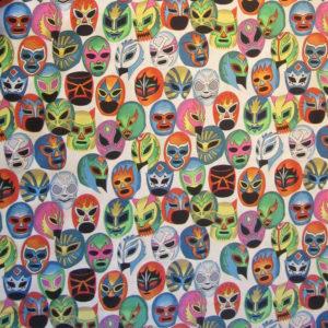 Mascaras de Pelea - Natural