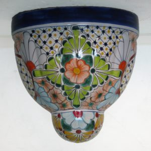 Ceramic Wall Pot - D