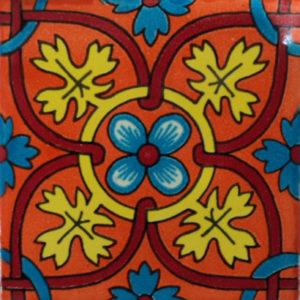 Mexican Talavera Tile – NEW 001