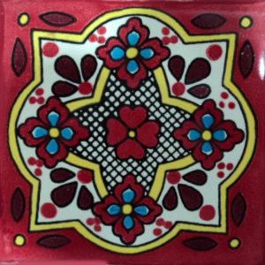 Mexican Talavera Tile – NEW 002