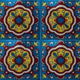 Mexican Talavera Tile – NEW 003