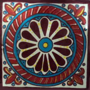 Mexican Talavera Tile – NEW 005