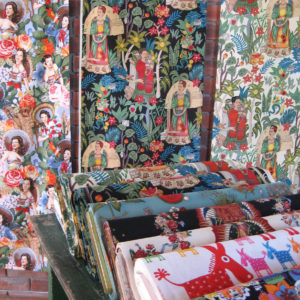 Fabrics, Cushions & More