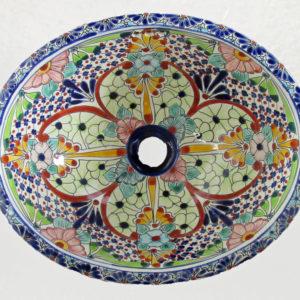 Ceramic Basin Oval- Ana