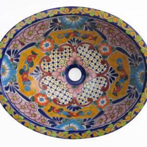 Ceramic Basin Oval- Silvi