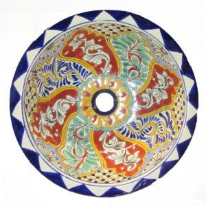 Ceramic Basin Round- Diego