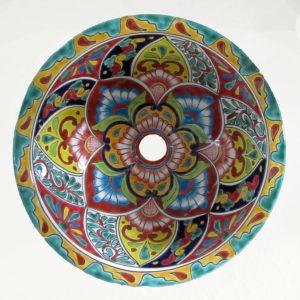 Ceramic Basin Round- Frida