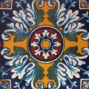 Mexican Talavera Tile - HAD019