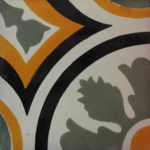 Mexican Talavera Tile - MAN017