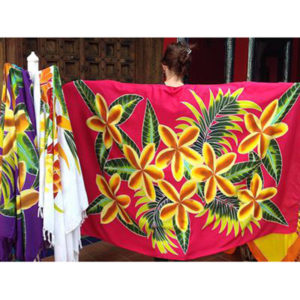 Flower Sarong