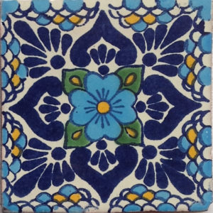 Mexican Talavera Tile - HAD021