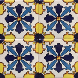 Mexican Talavera Tile - HAD028