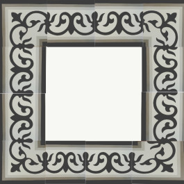 Encaustic Cement Tile - B219