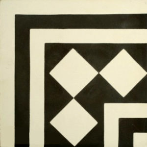 Encaustic Cement Tile – C213