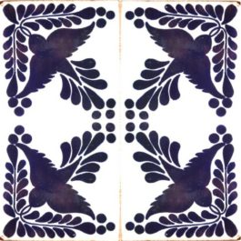 Mexican Talavera Tile – HAD 001