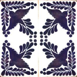 Mexican Talavera Tile – HAD 001