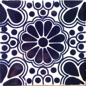 Mexican Talavera Tile – HAD005