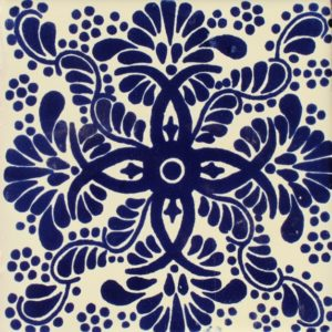 Mexican Talavera Tile – HAD008