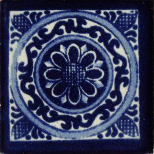 Mexican Talavera Tile – HAD009