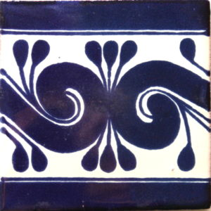 Mexican Talavera Tile – HAD010
