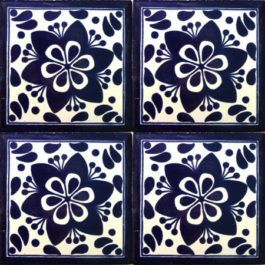 Mexican Talavera Tile – HAD013