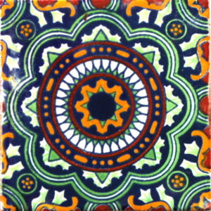 Mexican Talavera Tile – HAD016